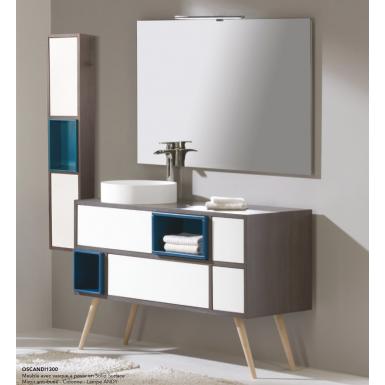 meuble sous vasque sur pieds o 39 scandi robinet and co meuble sur pieds. Black Bedroom Furniture Sets. Home Design Ideas
