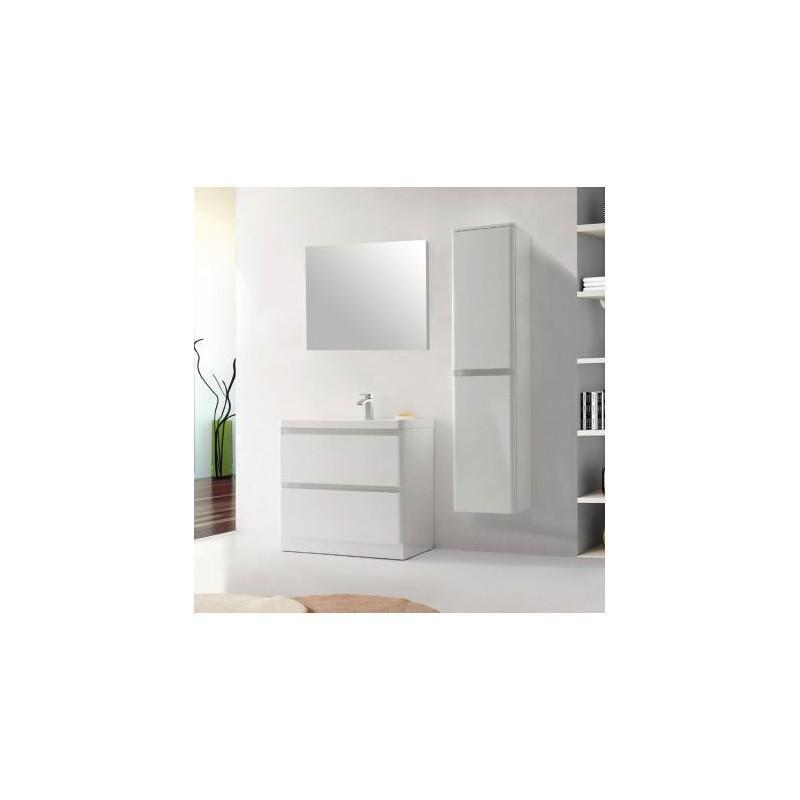 meuble sous vasque poser rondo vasque en r sine robinet co. Black Bedroom Furniture Sets. Home Design Ideas