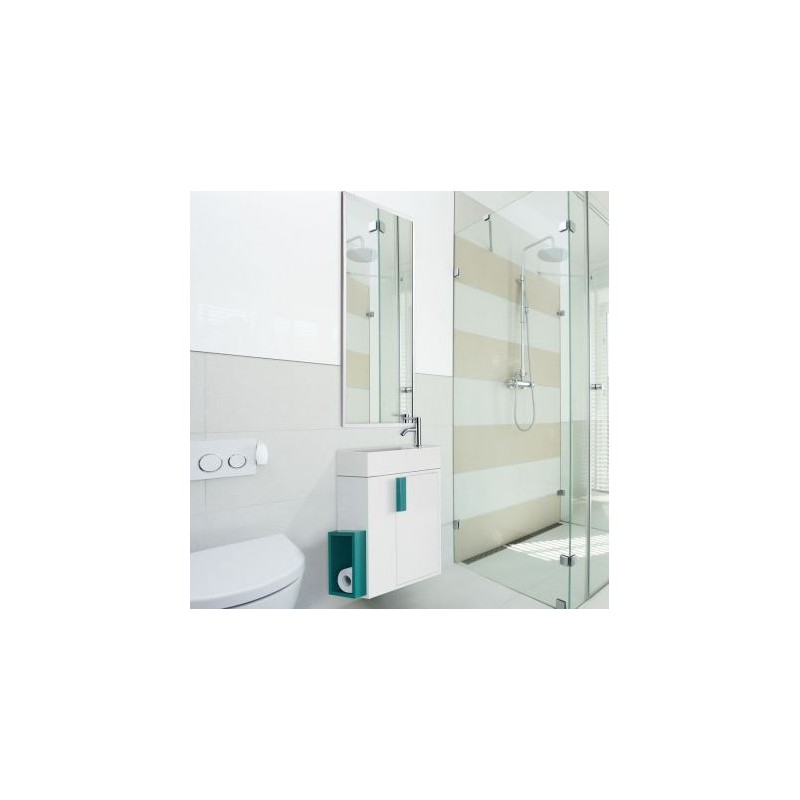 Meuble lave mains poser pop robinet and co meuble sur pieds - Meuble lave main sur pied ...