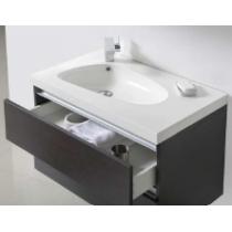 Vasque simple en marbre de synthèse CIENO