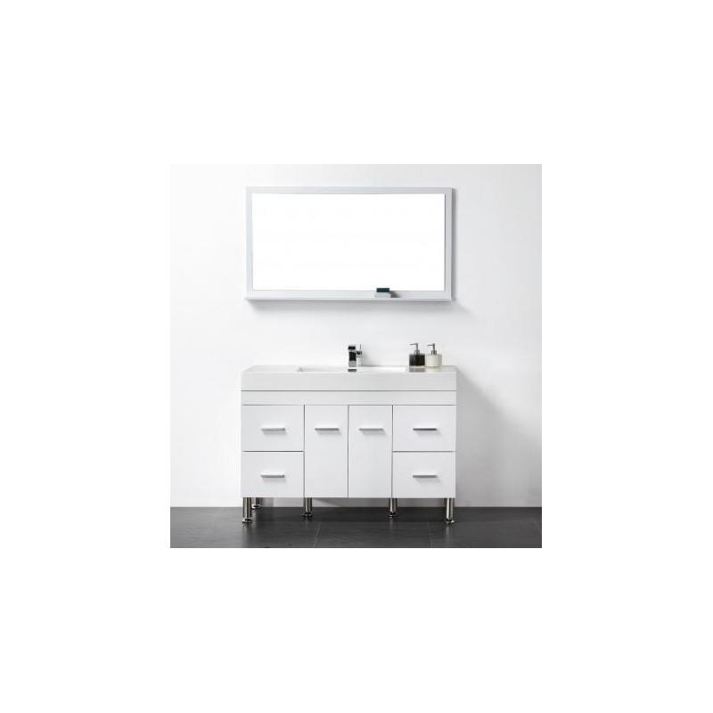 meuble sous vasque poser ou suspendre hora robinet and co meuble sur pieds. Black Bedroom Furniture Sets. Home Design Ideas