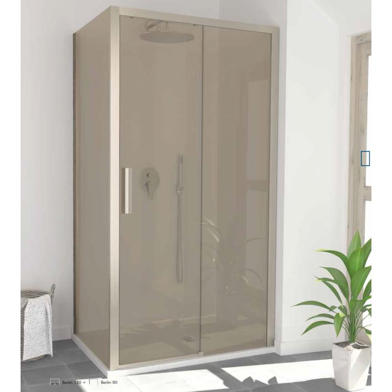 paroi de douche retour fixe berlin de chez sanycces robinet and co paroi de douche. Black Bedroom Furniture Sets. Home Design Ideas