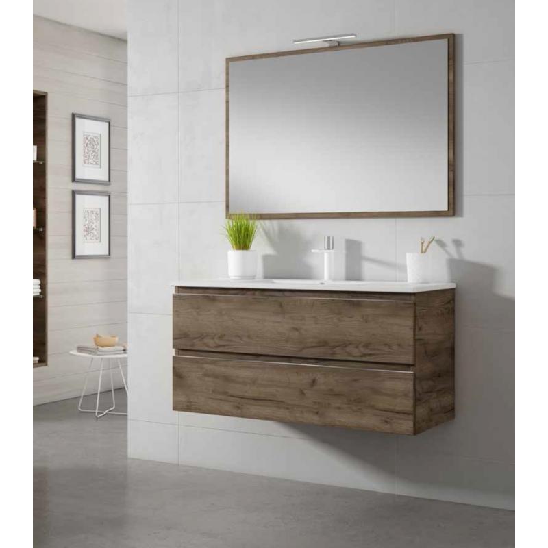Meuble sous vasque jaipur suspendre 2 ou 4 tiroirs for Meuble sous vasque 2 tiroirs