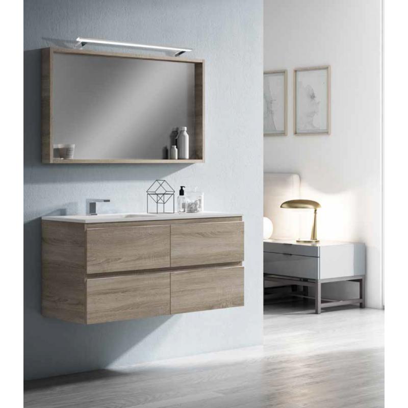 meuble sous vasque jaipur suspendre 2 ou 4 tiroirs. Black Bedroom Furniture Sets. Home Design Ideas