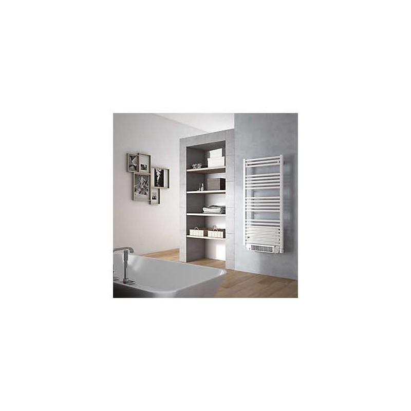 s che serviettes lectrique soufflant tubes ronds blancs robinet and co radiateur. Black Bedroom Furniture Sets. Home Design Ideas