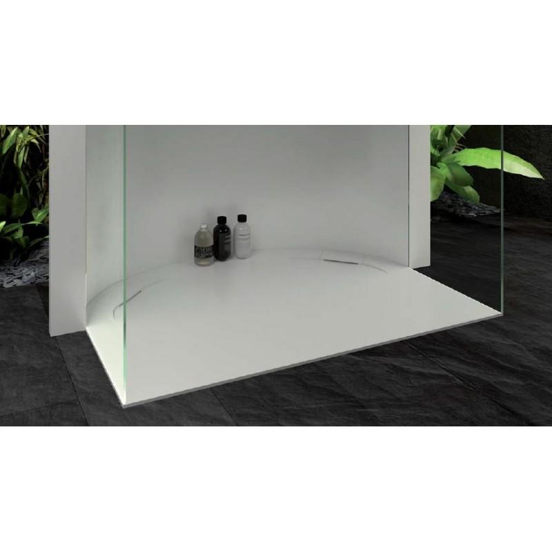 receveur de douche extraplat hidrobox unique robinet and co receveur de douche. Black Bedroom Furniture Sets. Home Design Ideas