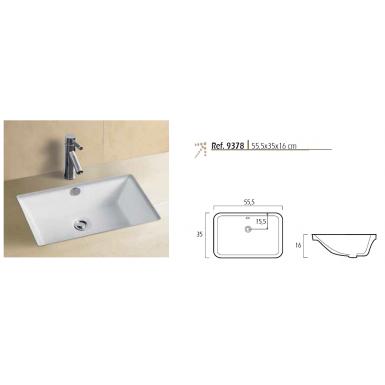 Vasque Céramique à encaster