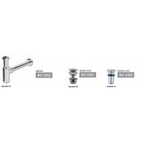 Accessoires pour vasques céramiques