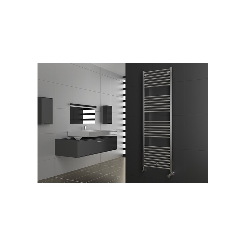 s che serviette lectrique chrom lisa robinet co. Black Bedroom Furniture Sets. Home Design Ideas