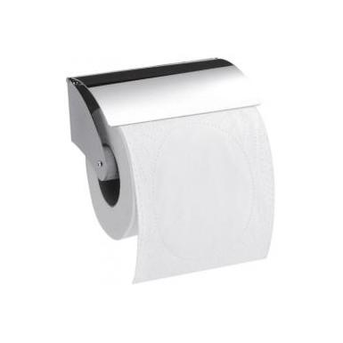 Porte-rouleaux papier WC chromé PELLET