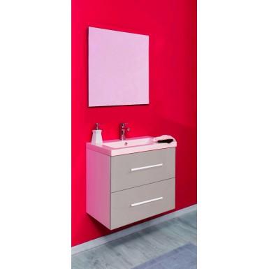 Miroir salle de bain MODULO 80 simple et classique