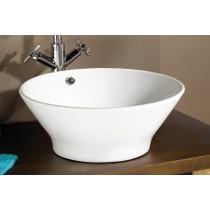 vasque amalfi blanc Moderne