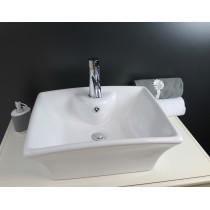 vasque vesuve blanc Moderne