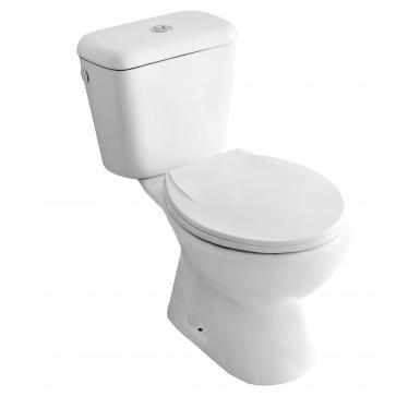pack wc eco sortie verticale blanc Classique