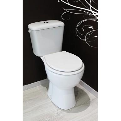 WC DRESSO SURELEVE blanc Classique