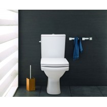 WC NERI blanc Contemporain