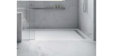 Receveur de douche extra plat accès facile PMR