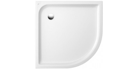 receveur de douche quart de rond robinet and co la douche design. Black Bedroom Furniture Sets. Home Design Ideas