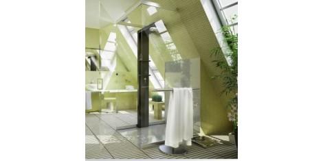 Paroi de douche sur mesure et portes personnalisées