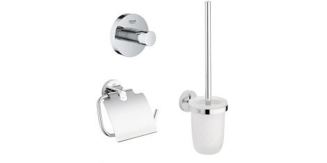 Accessoires de toilettes
