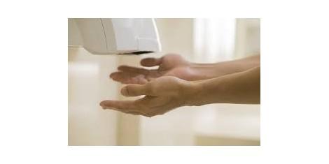 Sèche-mains électrique