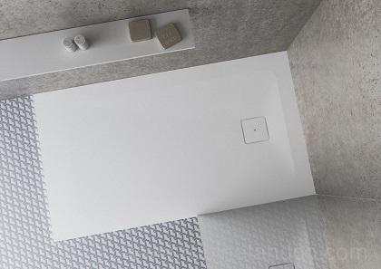receveur de douche solid surface