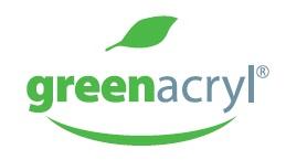 Greenacryl 100% recyclable